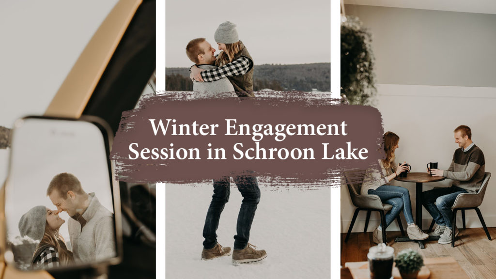 Adirondack Engagement Session