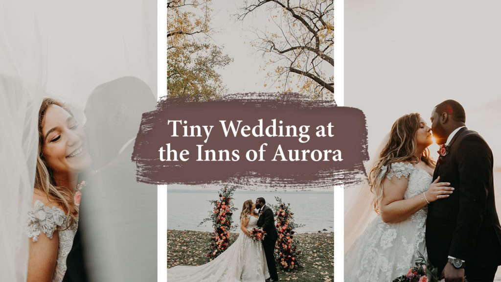 Inns of Aurora Wedding